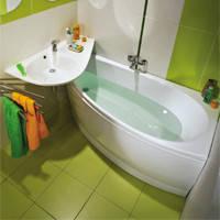 Ванна акриловая Ravak AVOCADO 160x70 L/R 150x75