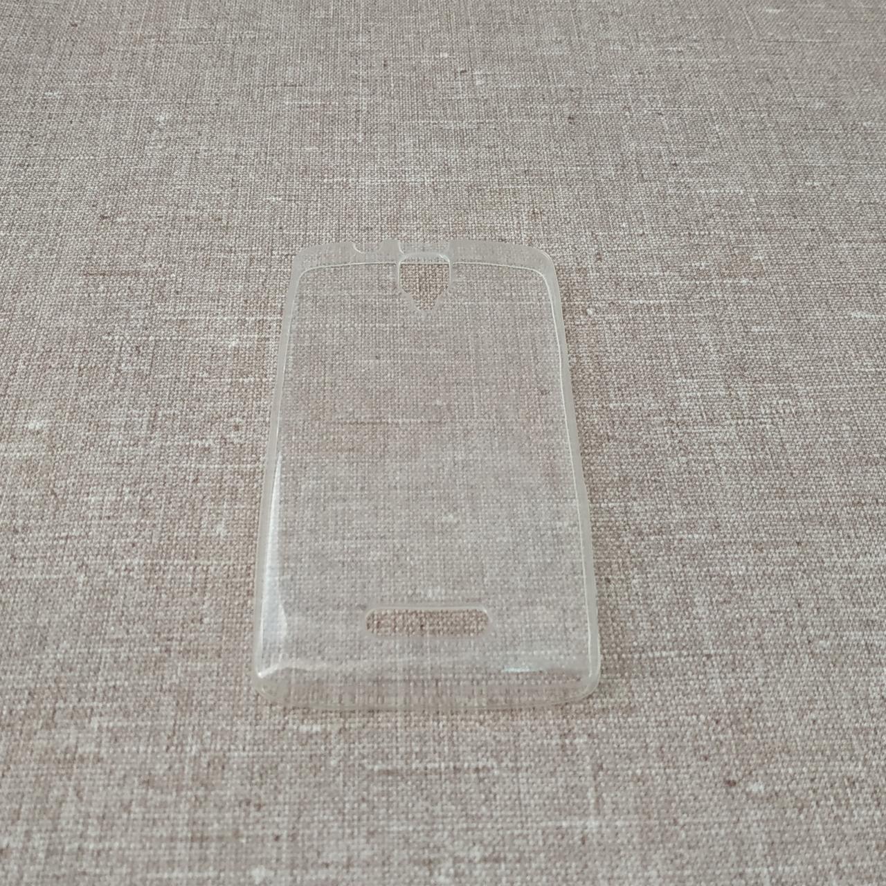 TPU Ultrathin 0.33mm Lenovo A1000 soft-clear