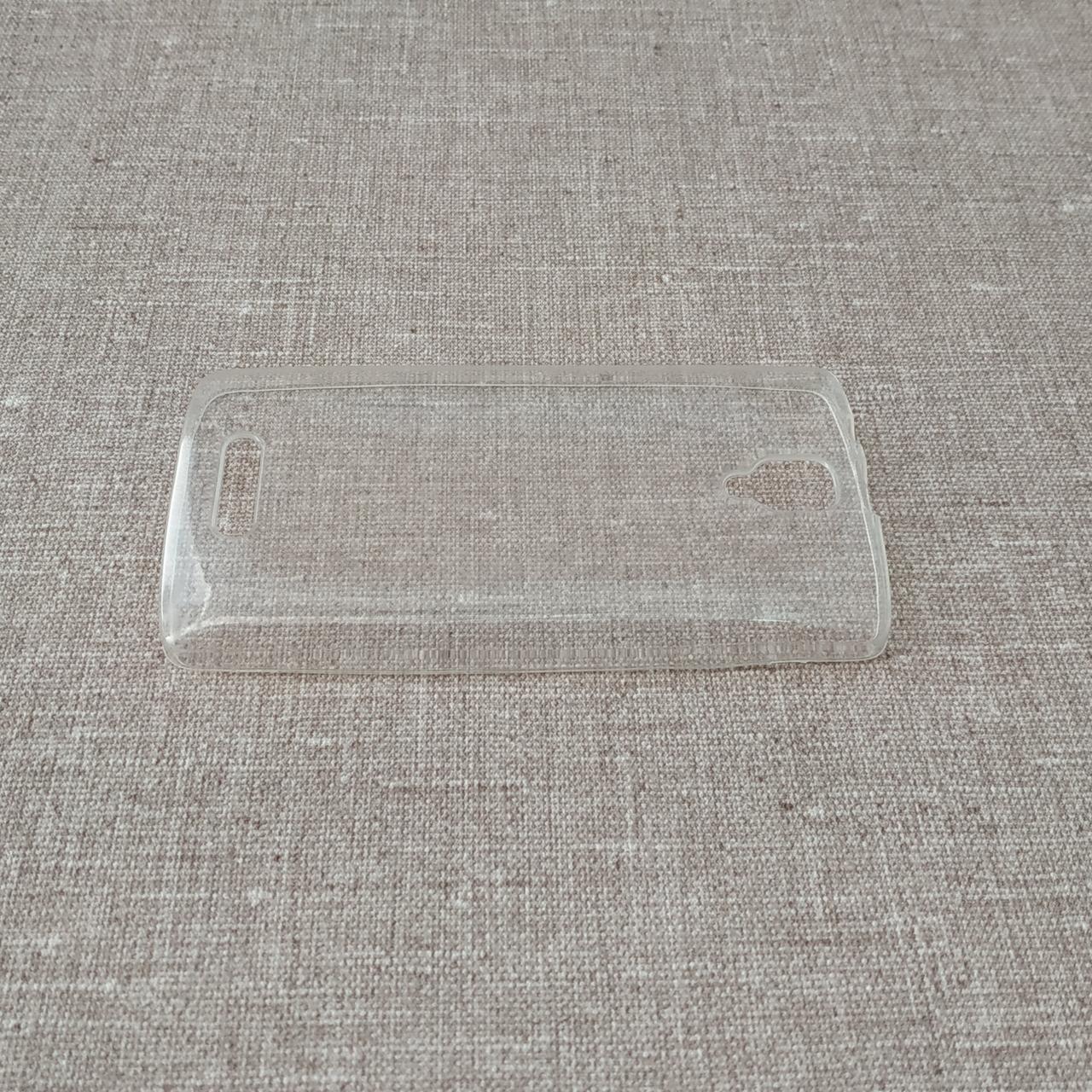 Чехлы для других смартфонов TPU Ultrathin 0.33mm Lenovo A1000 soft-clear Для телефона