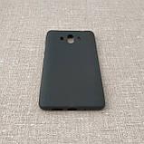 Чехол TPU Huawei Mate 10 black, фото 3