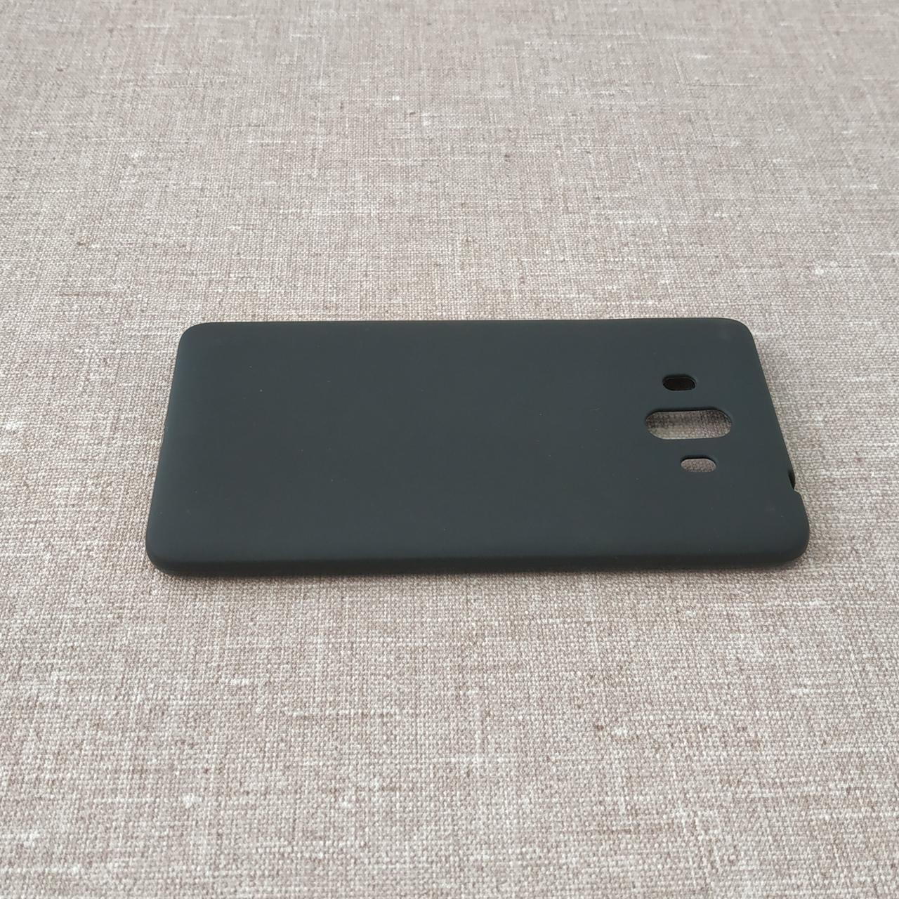 TPU Huawei Mate 10 black