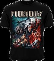 "Футболка Powerwolf ""The Sacrament Of Sin"", фото 1"