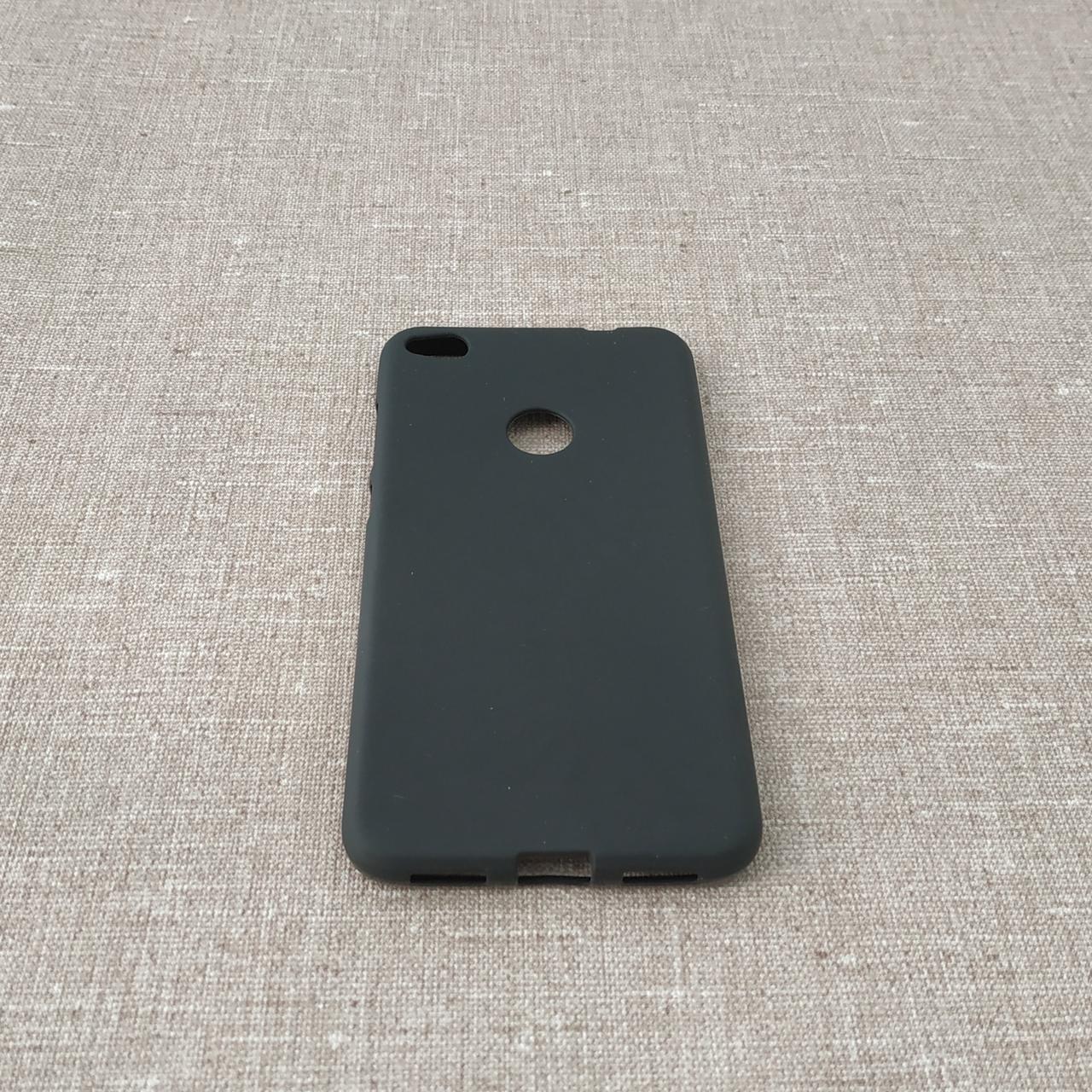 Чехлы для Huawei TPU P8 Lite 2017 black