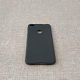 Чехол TPU Huawei P8 Lite 2017 black, фото 3
