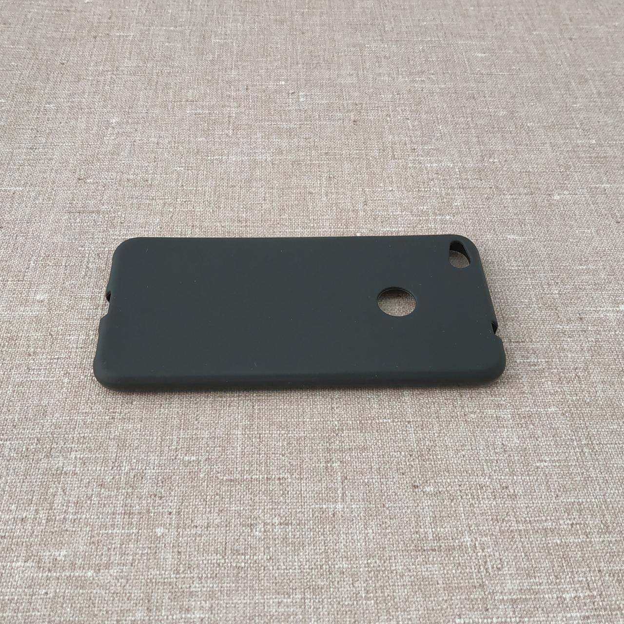 Чехлы для Huawei TPU P8 Lite 2017 black Для телефона