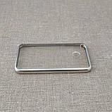Чехол TPU bamper Xiaomi Redmi 4x silver, фото 4