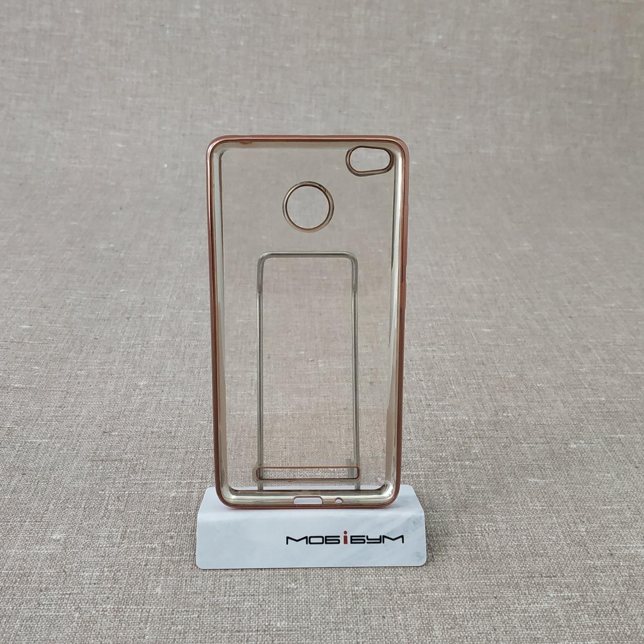 TPU bamper Xiaomi Redmi 3 Pro pink 3s
