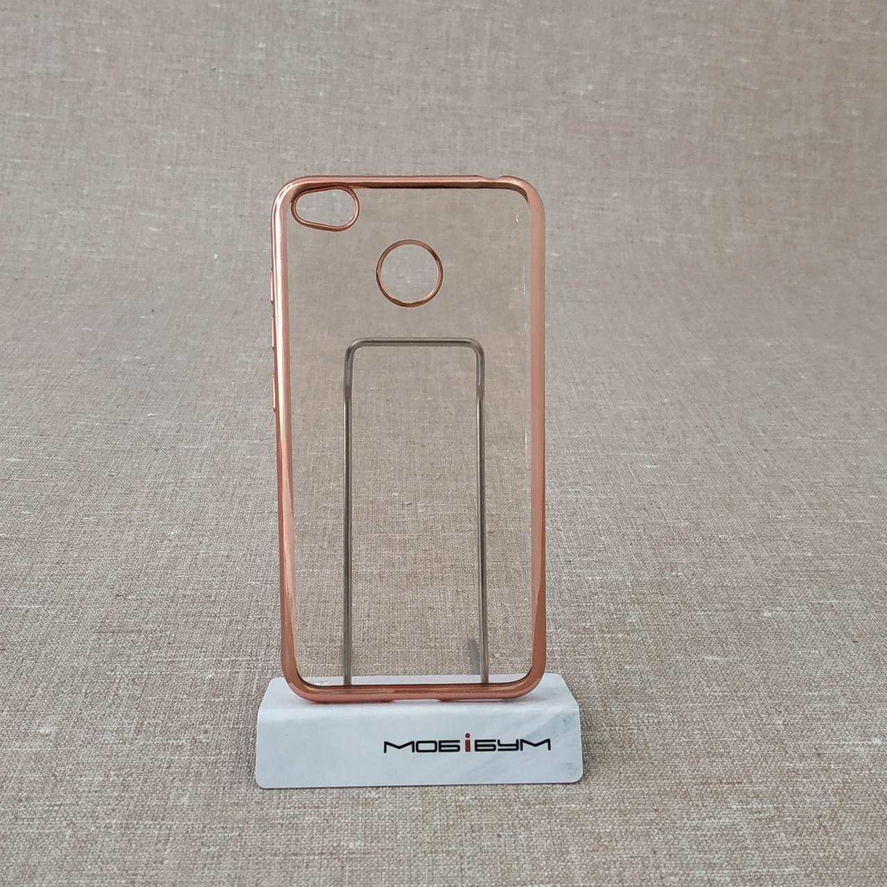 Чехол TPU bamper Xiaomi Redmi 4x pink