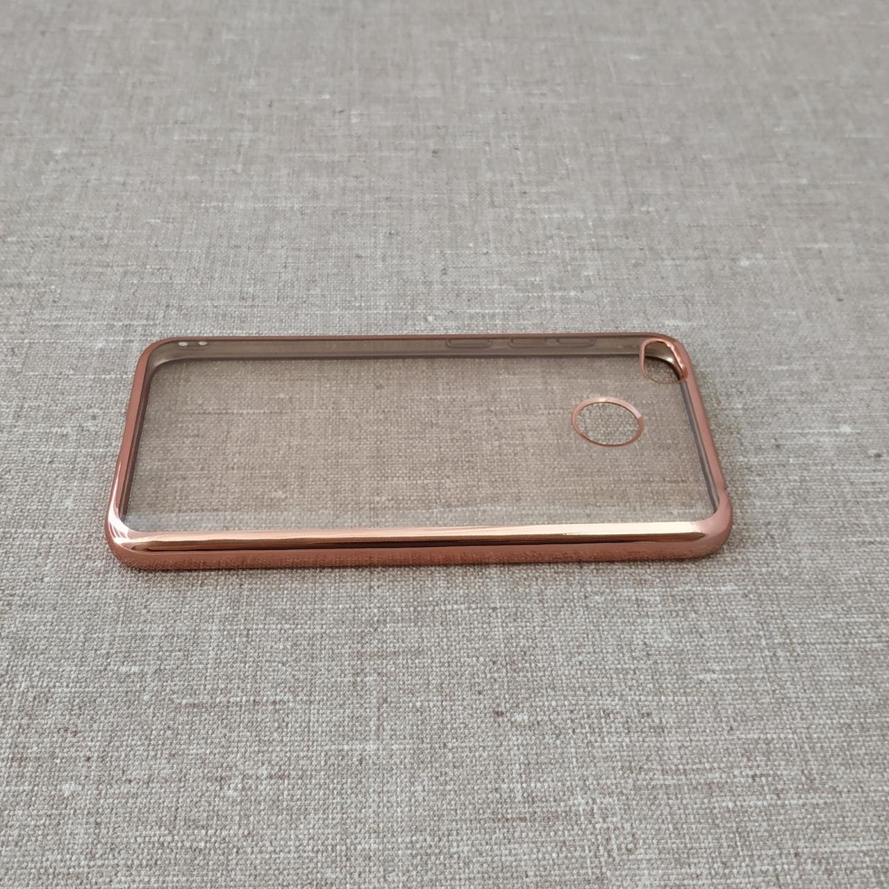 TPU bamper Xiaomi Redmi 4x pink