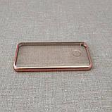 Чехол TPU bamper Xiaomi Redmi 4x pink, фото 4
