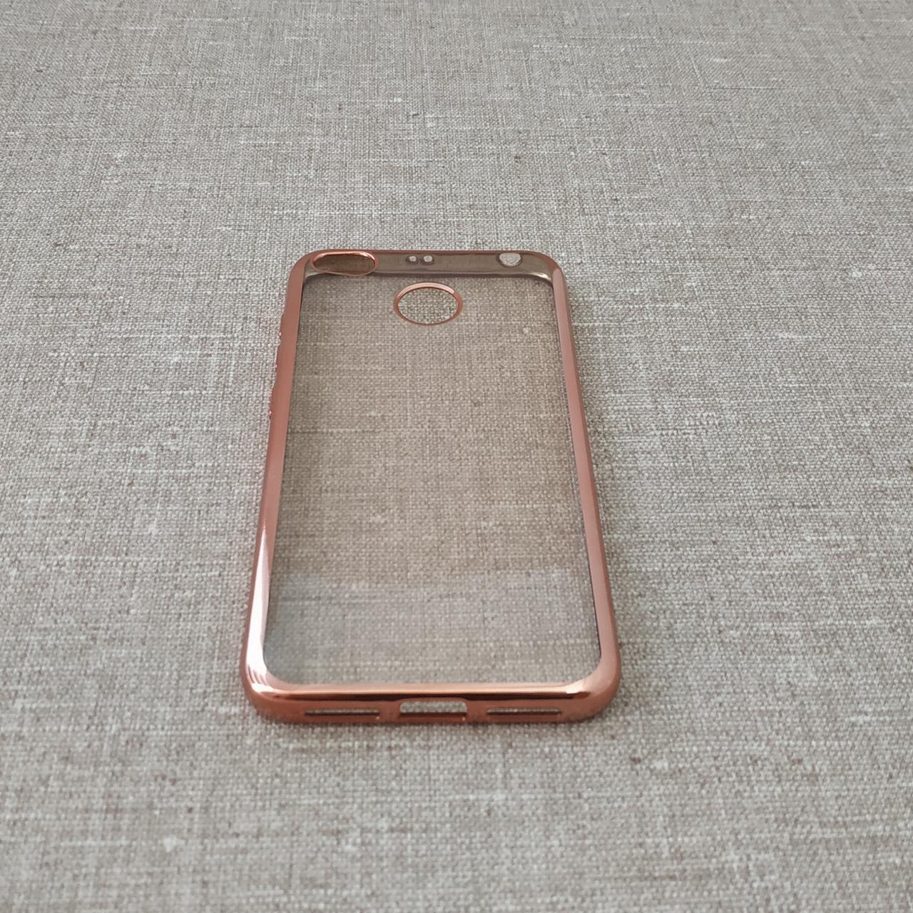 Чехлы для Xiaomi Redmi 4X TPU bamper 4x pink Для телефона