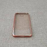 Чехол TPU bamper Xiaomi Redmi 4x pink, фото 3