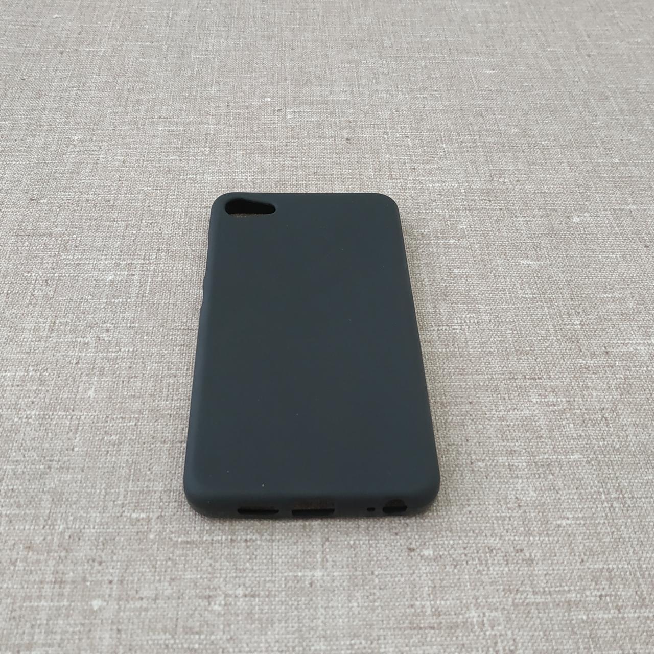 Чехлы для Meizu TPU U10 black Для телефона