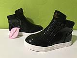 Ботинки Демисезон на Девочку тм GFB Канарейка 32-37 р, фото 2