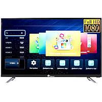 "Телевизор Domotec TV 32"" 32LN4100 DVB-T2 / SMART / ANDROID RAM-1GB MEM-8GB + ПОДАРОК: Наушники для Apple"