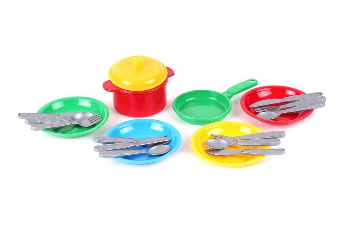 """Іграшка посуд """"Маринка 10 ТехноК"""" 1646 Технок"""