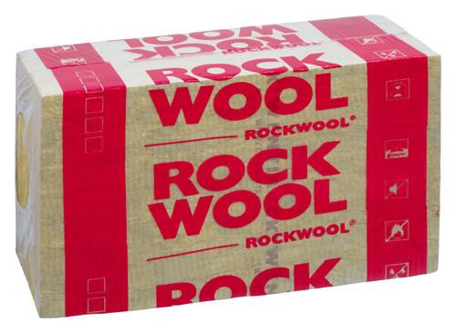 Rockwool MONROCK MAX (плиты с двойной плотностью) - 50-200мм