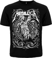 """Футболка Metallica """"And Justice For All"""", фото 1"""