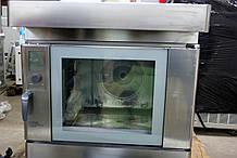Печь конвекционная профессиональная Wiesheu Euromat B4 E2 IS 600 (Германия)