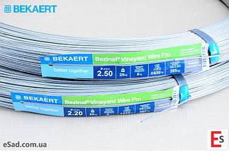 Оцинкований дріт BEKAERT Bezinal Pro 2,5 мм, фото 2