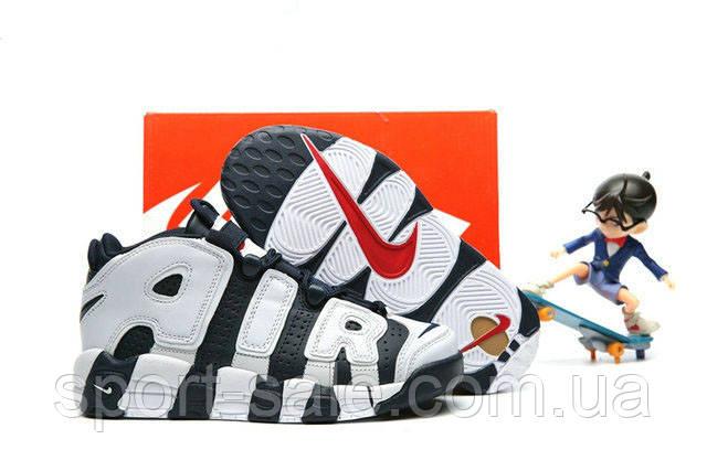 01de057014f56 Кроссовки Kids Nike Air More Uptempo - SPORT-SALE.COM.UA в Харькове