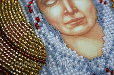 """Набор для вышивания бисером икона """"Святая Матрона Московская"""", фото 3"""