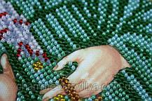 """Набор для вышивания бисером икона """"Святая Матрона Московская"""", фото 2"""