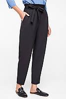 Брюки укороченные 4022, классические брюки, офисные брюки, брюки для офиса, брюки деловые, фото 1