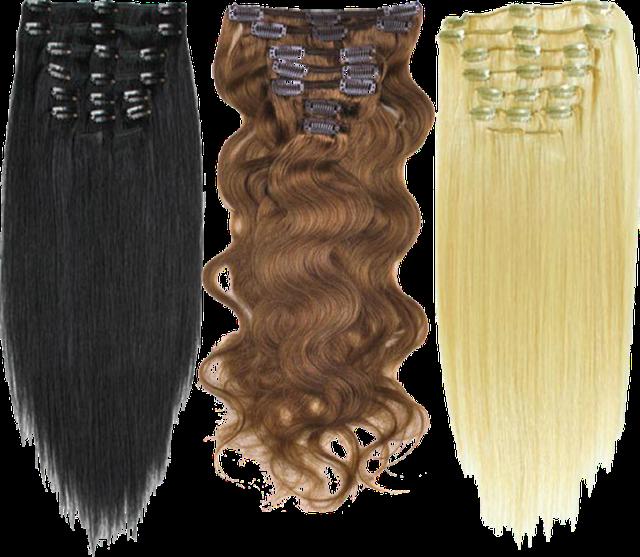 Интернет магазин волос на заколках недорого