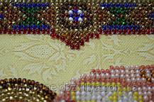 """Набор для вышивания бисером икона """"Богоматерь Помощница в родах"""", фото 3"""