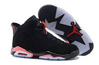 Баскетбольные кроссовки Air Jordan VI Retro (реплика А+++ )