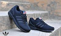 Кроссовки Adidas ZX Flux Black ( реплика А+++)