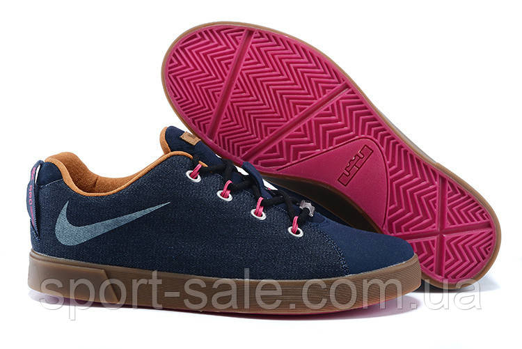 Кроссовки Nike LeBron 12 NSW Lifestyle Low — в Категории