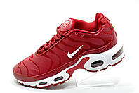 Женские кроссовки в стиле Nike Air Max Plus TN, Red\Красные