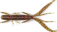 """Силикон Lucky John Hogy Shrimp 3,5""""/PA03 Green Pumpkin"""