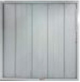 Панель светодиодная призма 36W 6400К (595*595*18mm) холодный белый