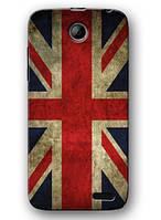Чехол для Lenovo A516 (Британский флаг)
