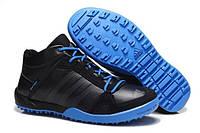 Кроссовки зимние Adidas Daroga Trail cc Leather Mid ( реплика А+++)