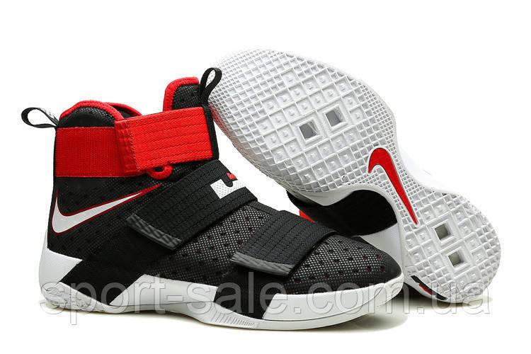 Баскетбольные кроссовки Nike LeBron Soldier 10 SFG  продажа b1d1b39c61258