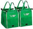 Удобная Сумка для Покупок Grab Bag 2 шт, фото 4