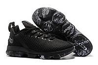 """Кроссовки Nike LeBron XIV Low """"Triple Black"""""""