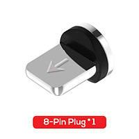 Коннектор для магнитного кабеля Topk Round Apple Lightning