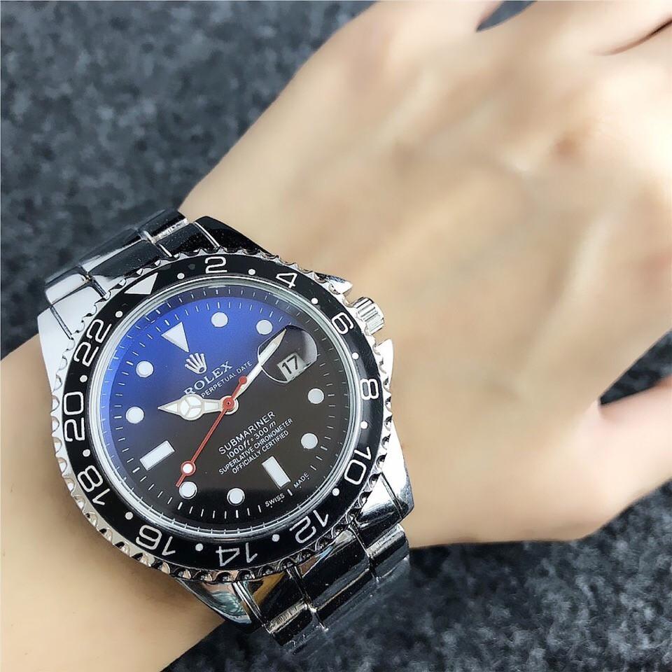Металлические часы Rolex