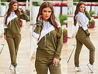 Женский спортивный костюм / двунитка / Украина 5-352, фото 1