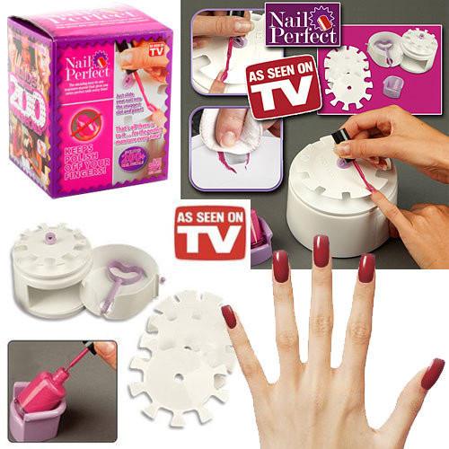 Идеальный Комплект для Ногтей The Nail Perfekt Kit