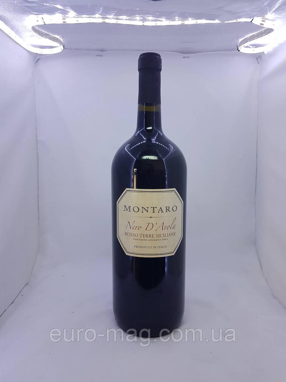Вино Nero D'Avola 1.5л