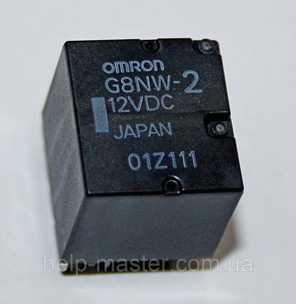 Реле G8NW-2  12VDC