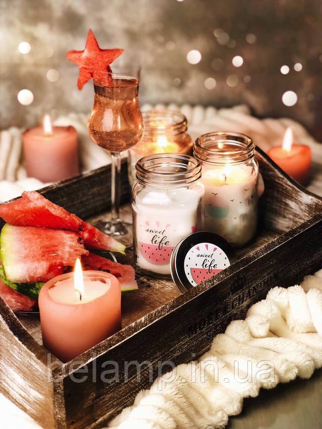 свеча в банке купить украина, киев