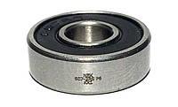 Шариковый радиальный подшипник, однорядный NEK 607 2RS P6 7*19*6, фото 1