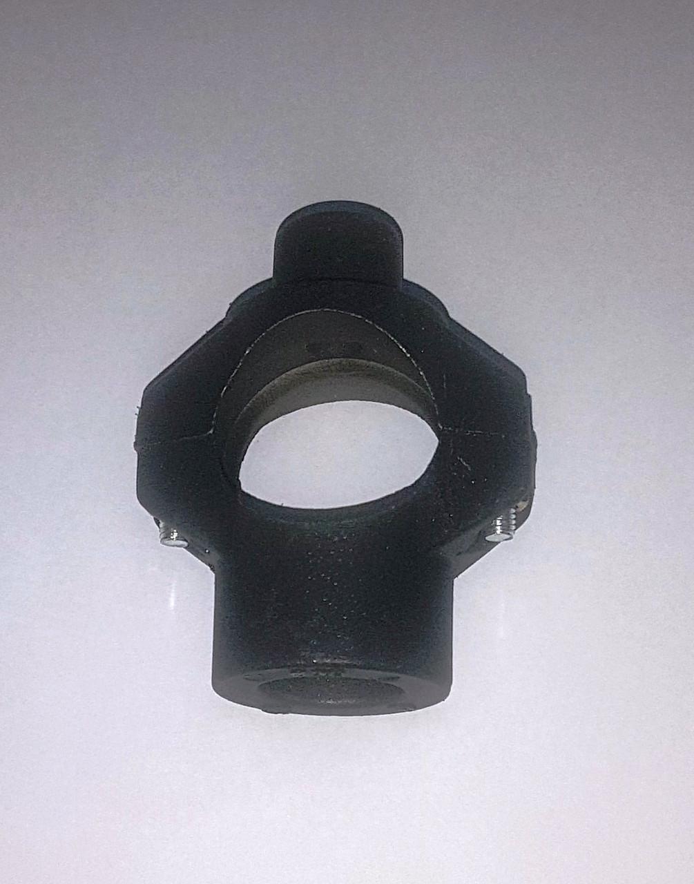 MAREK Насадка для паяльника круглая (не парная) тефлоновая д.32 (Польша)